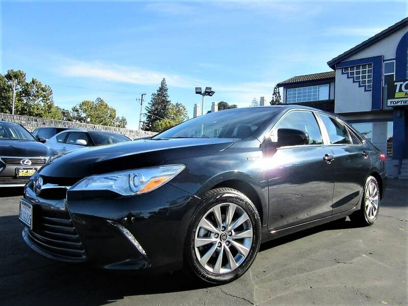 2017 Toyota Camry Hybrid for sale at Top Tier Motorcars in San Jose CA