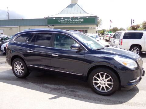 2017 Buick Enclave for sale at Jim O'Connor Select Auto in Oconomowoc WI