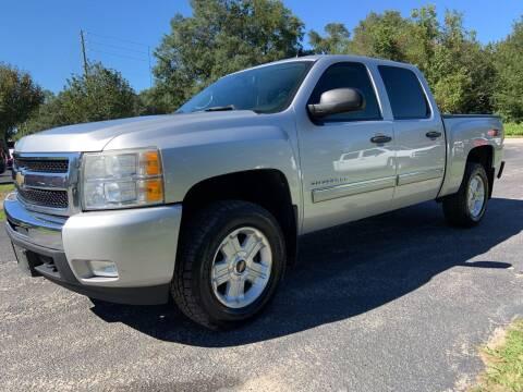 2011 Chevrolet Silverado 1500 for sale at Gator Truck Center of Ocala in Ocala FL