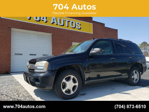 2007 Chevrolet TrailBlazer for sale at 704 Autos in Statesville NC