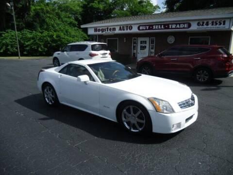 2008 Cadillac XLR for sale at HOGSTEN AUTO WHOLESALE in Ocala FL