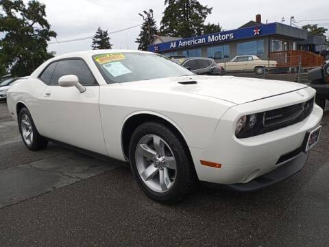 2009 Dodge Challenger for sale at All American Motors in Tacoma WA