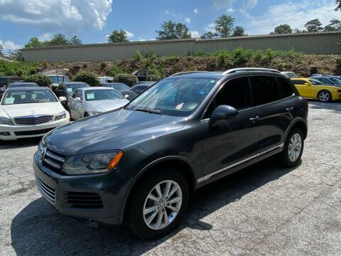 2013 Volkswagen Touareg for sale at Car Online in Roswell GA