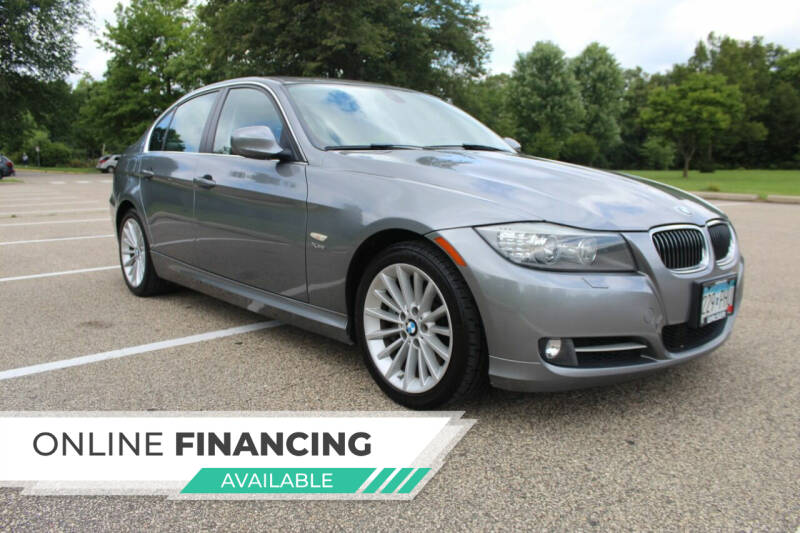 2011 BMW 3 Series for sale at K & L Auto Sales in Saint Paul MN