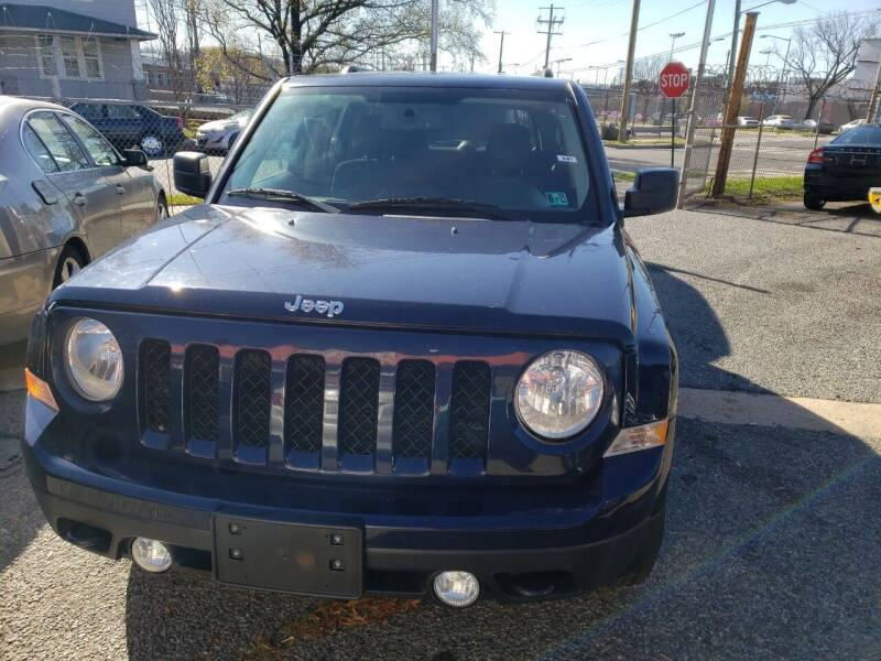 2014 Jeep Patriot for sale at Jimmys Auto INC in Washington DC