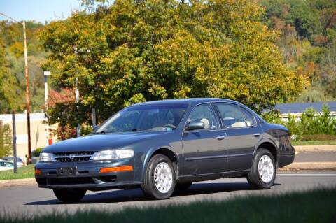 1999 Nissan Maxima for sale at T CAR CARE INC in Philadelphia PA