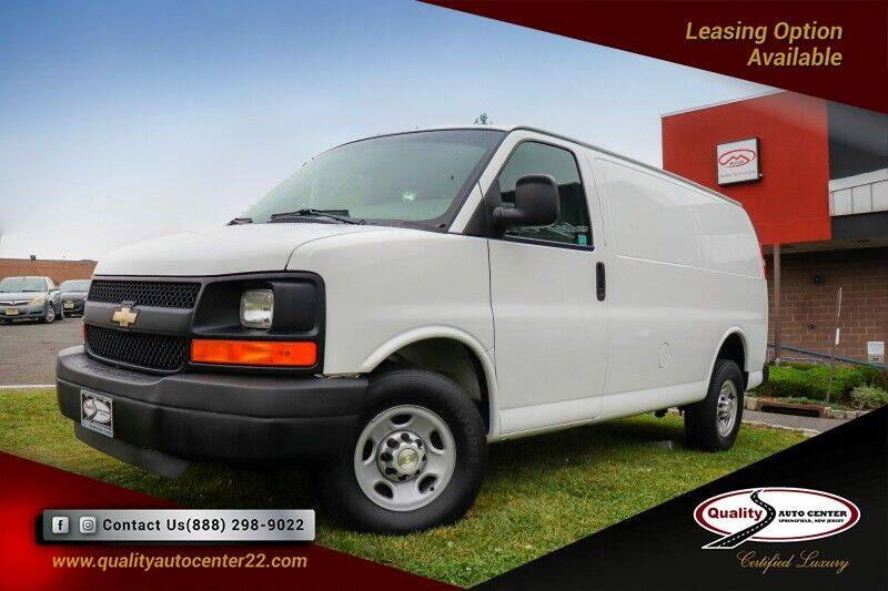 2012 Chevrolet Express Cargo for sale at Quality Auto Center in Springfield NJ