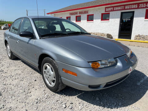 2002 Saturn S-Series for sale at Sarpy County Motors in Springfield NE