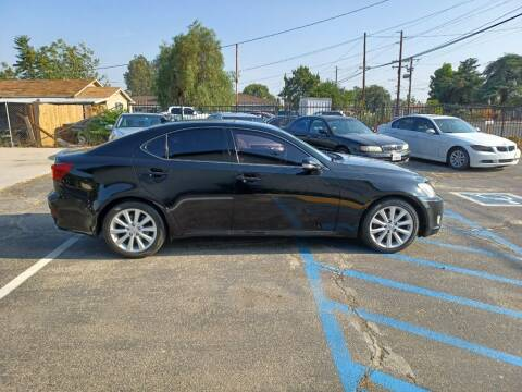 2009 Lexus IS 250 for sale at RN AUTO GROUP in San Bernardino CA