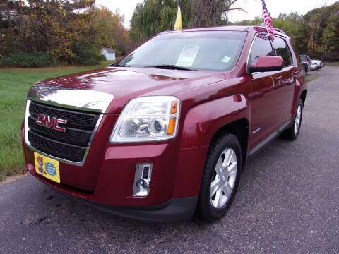 2012 GMC Terrain for sale at American Auto Sales in Forest Lake MN