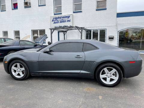 2011 Chevrolet Camaro for sale at Lightning Auto Sales in Springfield IL