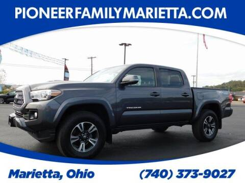 2018 Toyota Tacoma for sale at Pioneer Family preowned autos in Williamstown WV