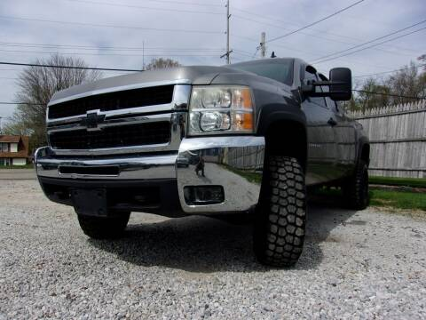 2008 Chevrolet Silverado 2500HD for sale at JEFF MILLENNIUM USED CARS in Canton OH