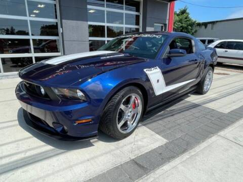 2010 Ford Mustang for sale at Classic Car Deals in Cadillac MI