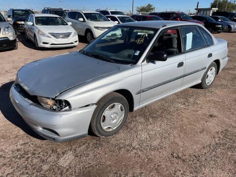 1998 Subaru Legacy for sale at PYRAMID MOTORS - Fountain Lot in Fountain CO