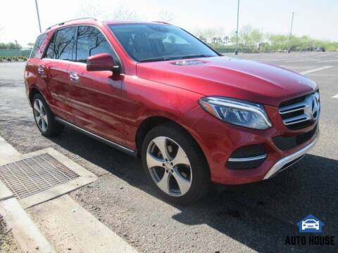 2017 Mercedes-Benz GLE for sale at MyAutoJack.com @ Auto House in Tempe AZ