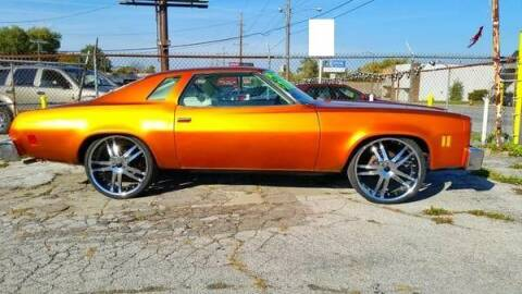 1977 Chevrolet Chevelle for sale at Haggle Me Classics in Hobart IN