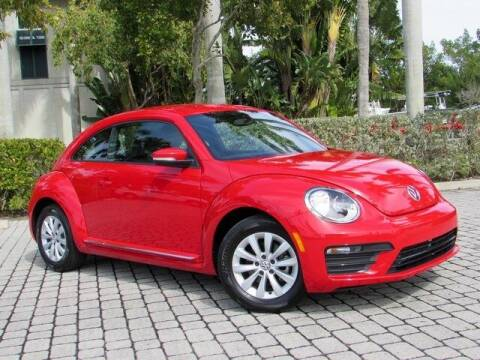 2019 Volkswagen Beetle for sale at Auto Quest USA INC in Fort Myers Beach FL