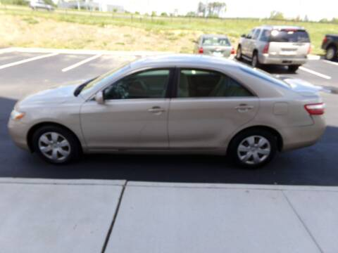 2009 Toyota Camry for sale at West End Auto Sales LLC in Richmond VA