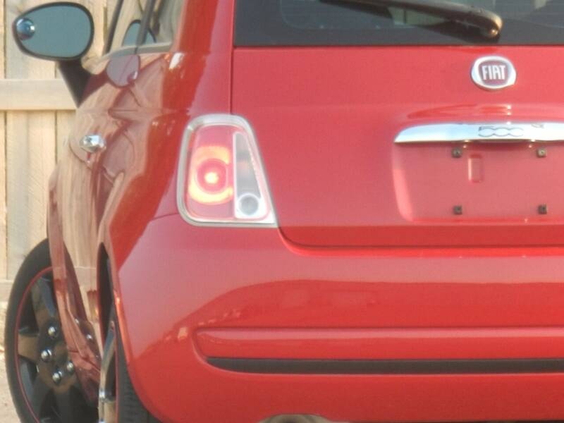 2012 FIAT 500 for sale at Moto Zone Inc in Melrose Park IL
