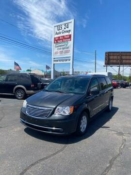 2011 Chrysler Town and Country for sale at US 24 Auto Group in Redford MI