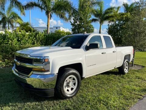 2016 Chevrolet Silverado 1500 for sale at D & P OF MIAMI CORP in Miami FL