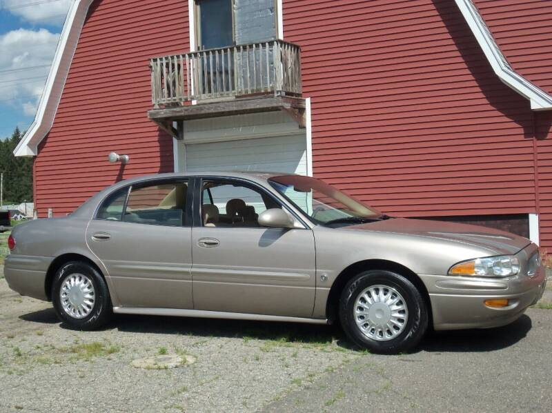 2004 Buick LeSabre for sale at Red Barn Motors, Inc. in Ludlow MA