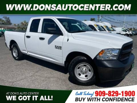 2017 RAM Ram Pickup 1500 for sale at Dons Auto Center in Fontana CA