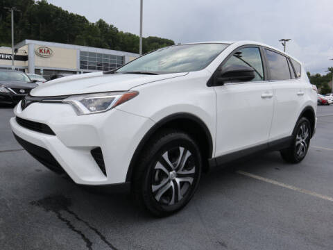 2018 Toyota RAV4 for sale at RUSTY WALLACE KIA OF KNOXVILLE in Knoxville TN
