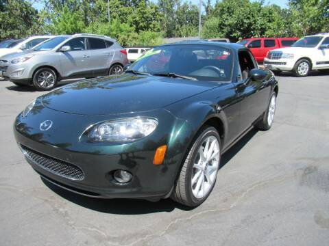 2008 Mazda MX-5 Miata for sale at LULAY'S CAR CONNECTION in Salem OR