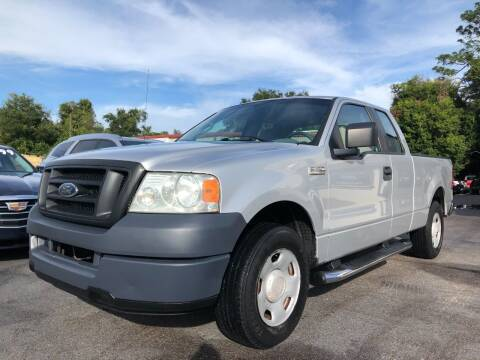 2005 Ford F-150 for sale at Upfront Automotive Group in Debary FL