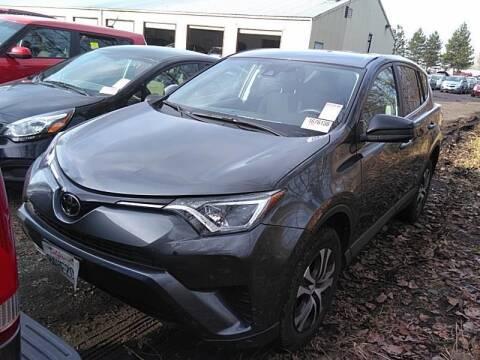 2018 Toyota RAV4 for sale at Northwest Van Sales in Portland OR