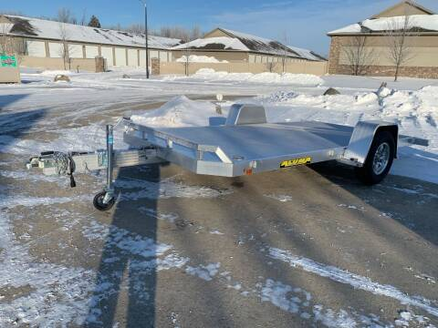 2022 Aluma 8214 HS Tilt for sale at Prairie Wind Trailers, LLC in Harrisburg SD