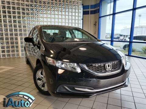 2015 Honda Civic for sale at iAuto in Cincinnati OH
