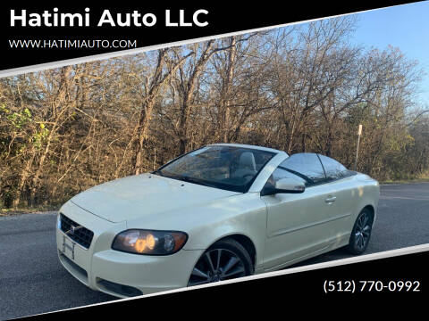 2010 Volvo C70 for sale at Hatimi Auto LLC in Buda TX