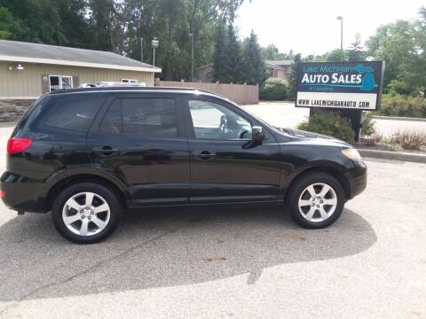 2008 Hyundai Santa Fe for sale at Lake Michigan Auto Sales & Detailing in Allendale MI