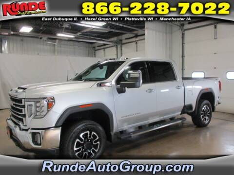 2020 GMC Sierra 2500HD for sale at Runde Chevrolet in East Dubuque IL