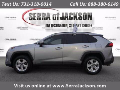 2020 Toyota RAV4 for sale at Serra Of Jackson in Jackson TN