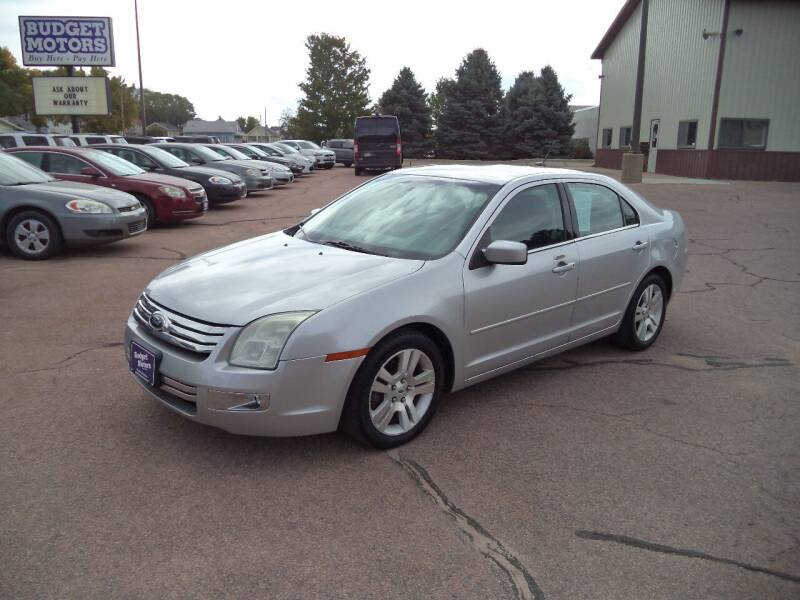 2009 Ford Fusion for sale at Budget Motors - Budget Acceptance in Sioux City IA
