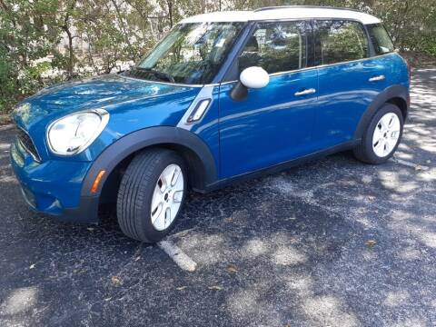 2012 MINI Cooper Countryman for sale at Royal Auto Mart in Tampa FL