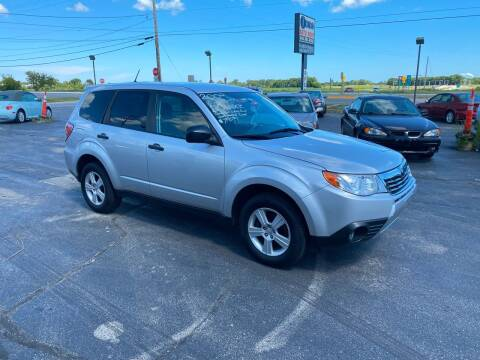 2009 Subaru Forester for sale at Franklin Motors in Franklin WI