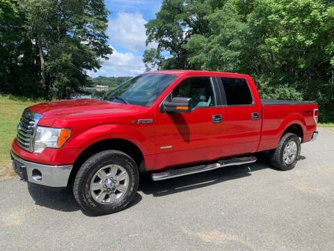 2012 Ford F-150 for sale at Elite Pre-Owned Auto in Peabody MA
