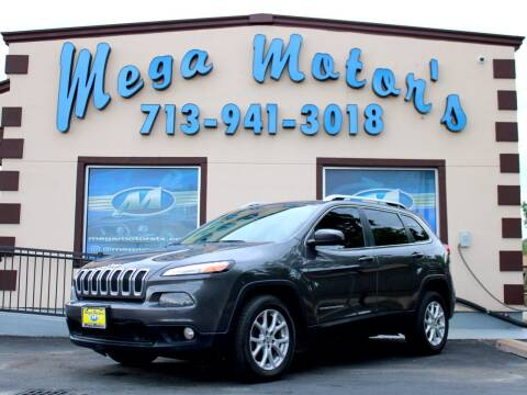 2015 Jeep Grand Cherokee for sale at MEGA MOTORS in South Houston TX