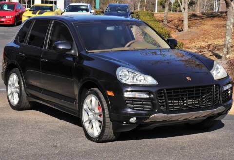 2008 Porsche Cayenne for sale at Weaver Motorsports Inc in Cary NC