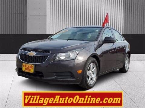 2014 Chevrolet Cruze for sale at Village Auto in Green Bay WI