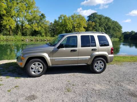 2007 Jeep Liberty for sale at Auto Link Inc in Spencerport NY
