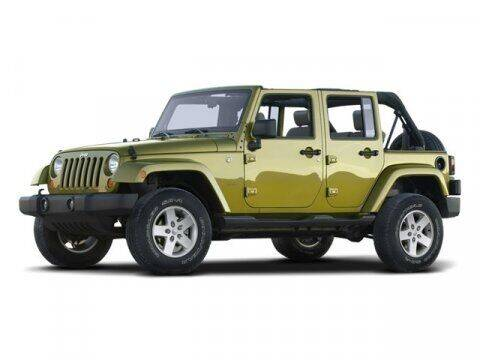 2008 Jeep Wrangler Unlimited for sale at J T Auto Group in Sanford NC