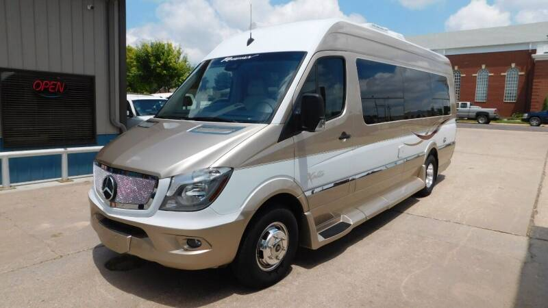 2016 Mercedes-Benz Sprinter Cab Chassis for sale at Mid Kansas Auto Sales in Pratt KS