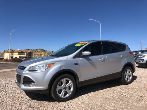 2013 Ford Escape for sale at 1st Quality Motors LLC in Gallup NM