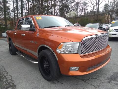 2010 Dodge Ram Pickup 1500 for sale at Import Plus Auto Sales in Norcross GA